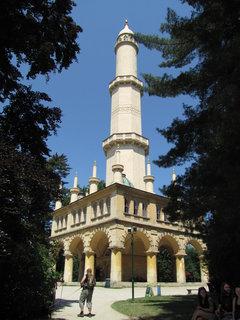 FOTKA - pohled na Minaret