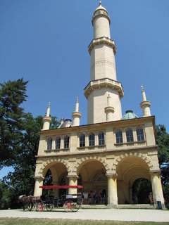 FOTKA - samotný Minaret