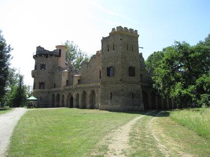 FOTKA - cesty k hradu