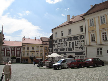 FOTKA - náměstí v Mikulově