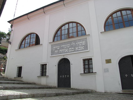 FOTKA - Horní synagoga