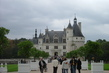 Francie - zámek Chenonceau