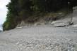 Nádrž  Rozkoš - voda ubyla