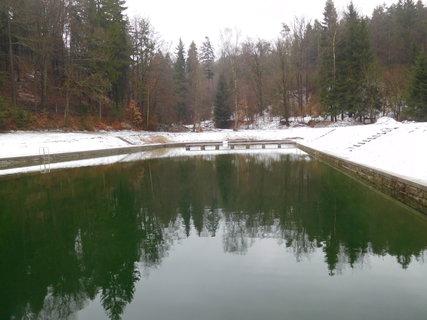 FOTKA - Obnovené Lesní kopaliště (31.12.)