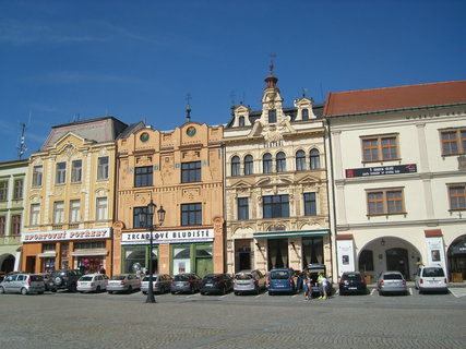 FOTKA - Kroměřížské náměstí