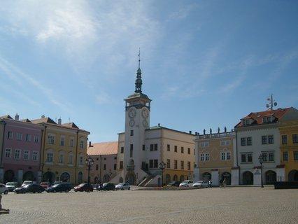 FOTKA - Kroměříž - radnice