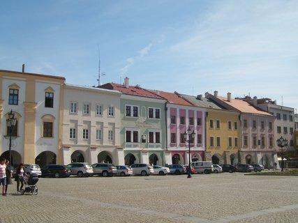 FOTKA - Kroměříž - hlavní náměstí