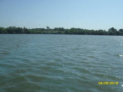 FOTKA - Gabčíkovo - vlny na Dunaji