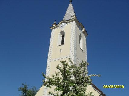 FOTKA - Dunajská Streda  - věž kostela