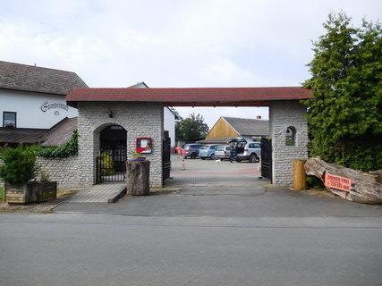 FOTKA - Vstupní brána k penzionu