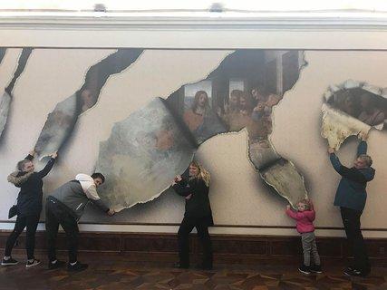 FOTKA - Muzeum iluze Praha