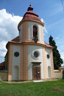FOTKA - Kostel v Kozojedech