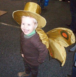 FOTKA - Náš motýlek