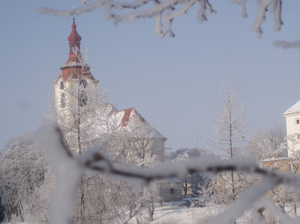 FOTKA - Kostelík v Blažimi