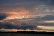 Nádrž Rozkoš - to jsou mraky