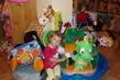 Veronika v hračkařství