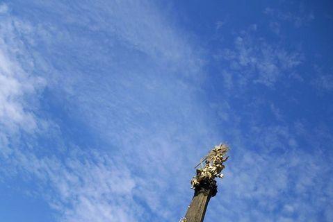 FOTKA - Pohled do výšky
