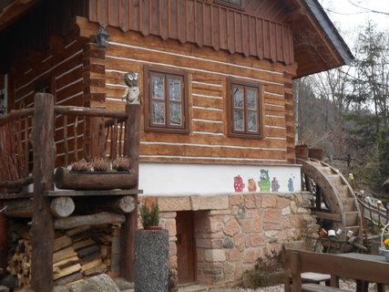 FOTKA - Mlýn, kde peče buchty Eliška