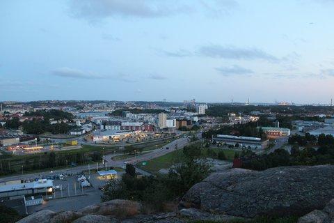 FOTKA - Göteborg v noci