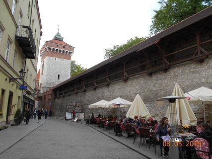 FOTKA - Zde byly hradby