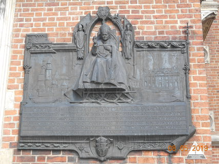 FOTKA - Detail na kostele Panny Marie