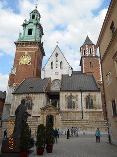 FOTKA - Vchod do katedrály.