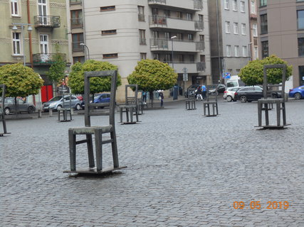 FOTKA - Plac Bohaterów Getta