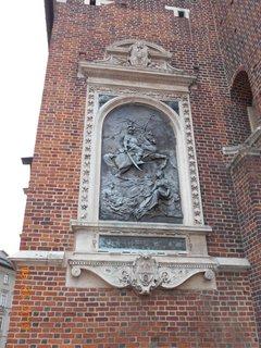 FOTKA - Kostel Nanebevzetí Nejsvětější Panny Marie - detail