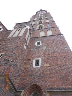 FOTKA - Kostel Nanebevzetí Nejsvětější Panny Marie - to je výška