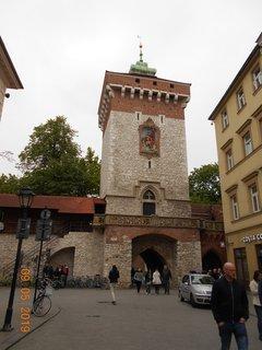 FOTKA - Florianská brána.