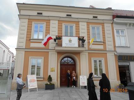 FOTKA - Rodný dům Karla Wojtyly, pozdějšího papeže
