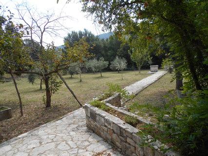 FOTKA - Zahrada u kláštera ve Starém Gradu
