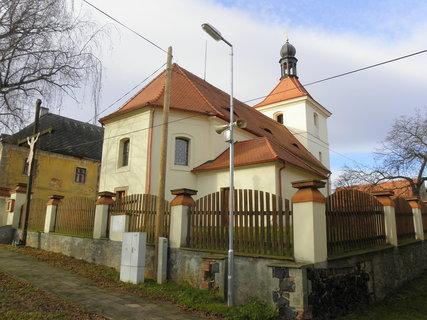 FOTKA - Želečský kostelík