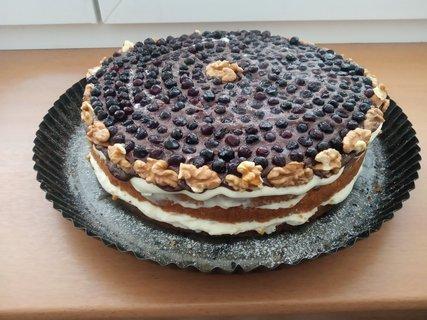 FOTKA - 1.vytvořený dort