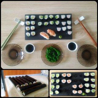 FOTKA - Sushi po domácku