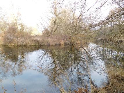"""FOTKA - """"Zavírání"""" vody pro tento rok (30.12.)"""