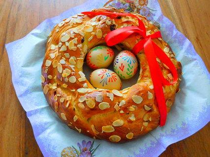 FOTKA - Velikonoční věneček (9.4.)
