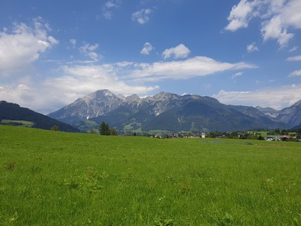 FOTKA - Letní procházka okolo Ritzensee - Leoganger Steinberge
