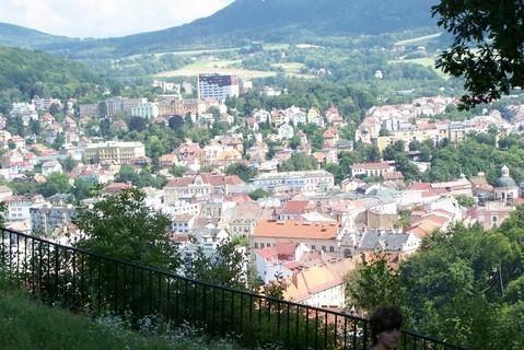 FOTKA - Děčín z výšky