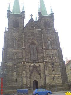 FOTKA - Kostel-Chrudim