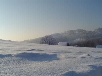 FOTKA - Zimní krajina