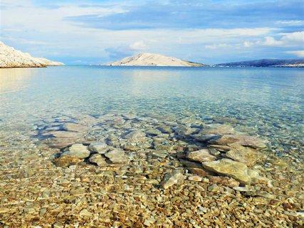 FOTKA - moře bez lidí
