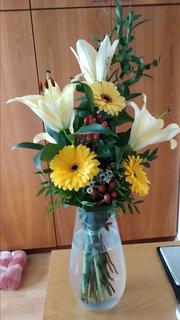 FOTKA - Kytice lilií