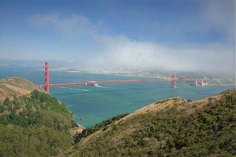 FOTKA - San Fracisco - California Most Golden Gate