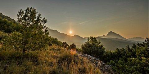 FOTKA - Dinárské hory - Chorvatsko