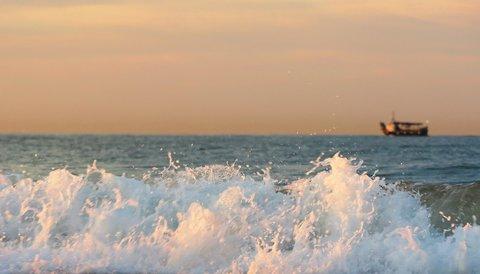 FOTKA - mořské vlnky