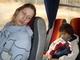 nuda v autobuse