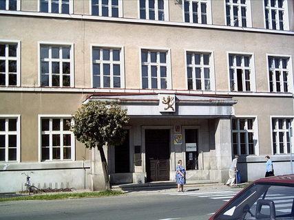 FOTKA - Šumperk - Gymnázium