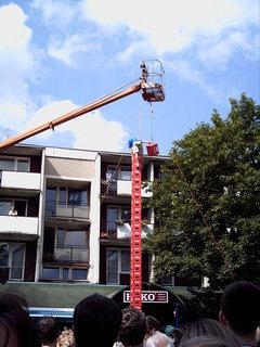 FOTKA - Pivní slavnosti Jeseník 2004-soutěž