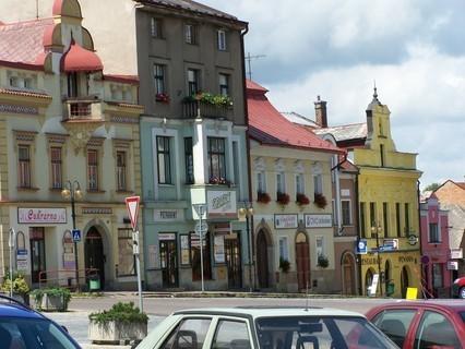 FOTKA - Žamberk náměstí